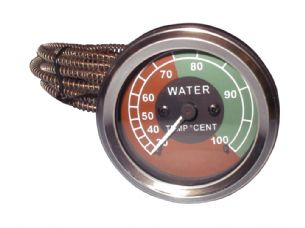 Ferguson TE20 Water Temperature Gauge (Early 6V Smith type)